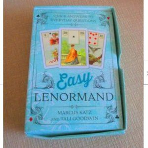 Easy Lenormand Kit w/ Cards & Guidebook